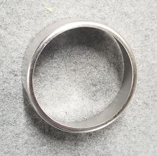 """Picture of SLEEVE STAINLESS STEEL 1.685"""""""