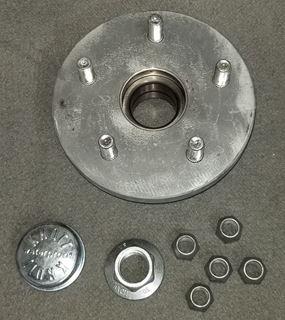 Hub Kit Knott 2700 Axle Sealed Bearing