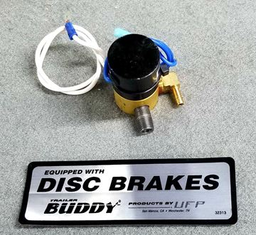Picture of Valve Backup Solenoid UFP Disk Brake