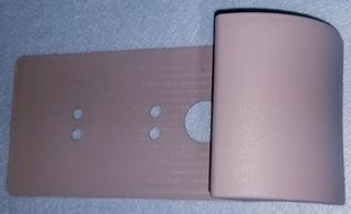 Picture of VANITY COVER TLLGT PLATE GRAY (QR)