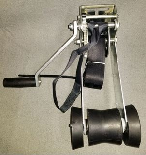 "Picture of WINCH ASSEMBLY 900# ""PWC"" GALVANIZED"