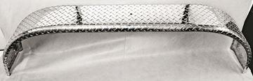"Picture of FENDER ALUM DIAMOND PLATE TAMDEM 15"" T&W"