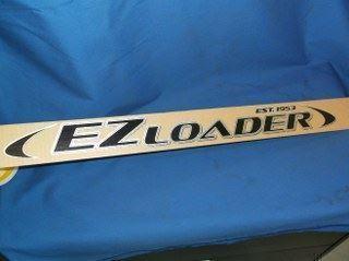 Ez Loader Boat Trailer Parts Store Decal Large Boom