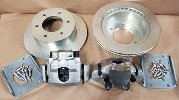 "Picture of Disc Brake Kit UFP ""Non-Integral 12"" 1-Axle"