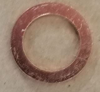 Picture of Washer Copper Banjo Block (UFP)