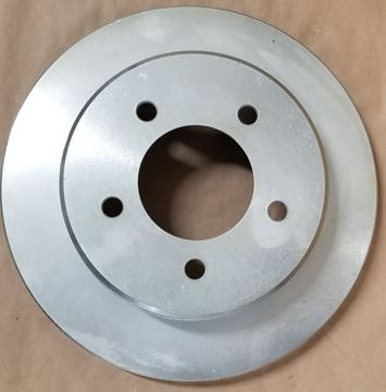 "Picture of Rotor 10"" Non-Integral 3700# UFP 5-Lug"