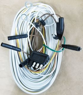 Wire Harness 29' w/Flat 4-Plug