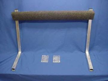 "Picture of LOADGUIDE ASSEMBLY 6' BUNK (30"" BENT TUBES) GALVANIZED"