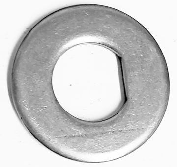 Picture of WASHER 'D' SHAPED FLAT .105HT