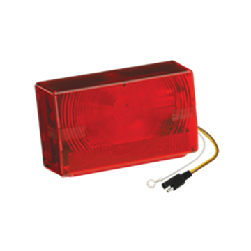 Picture of Tail Light w/Plug Left (Submersible)