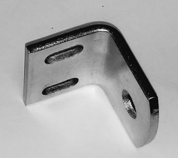 """Picture of PLATE BENT BUNK MOUNT (3"""" Wide BUNK) 'ZP'"""