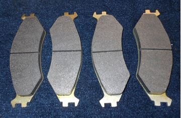 Picture of DISC BRAKE PADS-OLD STYLE