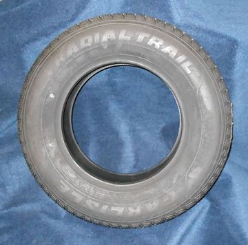 Picture of TIRE-ST225/75R15D CARLISLE RADIAL TIRE HD