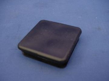 Picture of COVER TUBE (3X3) BLACK POLY