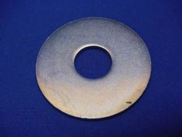 """Picture of WASHER FLAT  1 7/8"""" OD - .75 ID"""