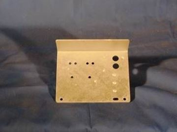 Picture of TAILLIGHT MOUNTING PLATE BENT (LT)