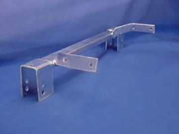 """Picture of HANGER SPRING WELDED W/12"""" FENDER MOUNTING GALVANIZED"""