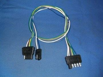 "Picture of DISC BRAKE HARNESS 4 WAY TO 5 WAY (36"") STOCK"