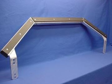 Picture of CHINE LOAD GUIDES WELDED SINGLE AXLE PAIR GALV.