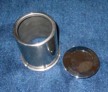 Picture of CENTER CAP-CHROME