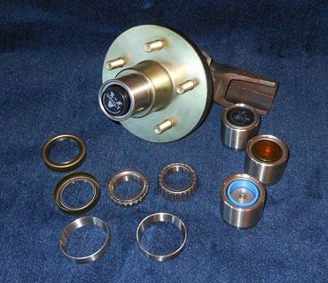 Picture for category Hubs / Bearings