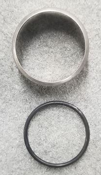 """Picture of SLEEVE STAINLESS STEEL 1.25"""" - O-Ring Req'd"""