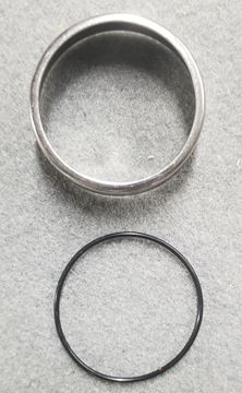 """Picture of SLEEVE STAINLESS STEEL 2.12"""" UFP O-Ring Rqd."""