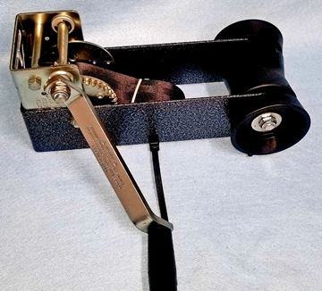 Picture of WINCH ASSEMBLY 900# w/WINCH STRAP BLACK