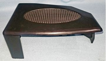 """Picture of TAIL LIGHT COVER BLACK COMP. RT 2X4 & 2X5"""" BM"""