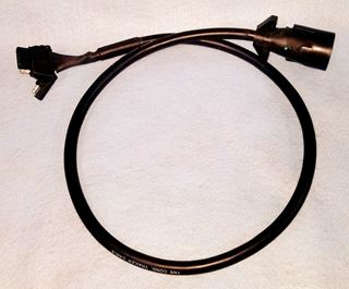 Picture of 7 Way Round Disc Brake Adapter Harness 42""