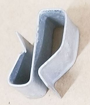Picture of WIRING ATTACHMENT CLIP ZINC