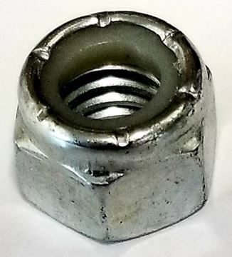 "Picture of LOCKNUT 5/16""-18 HEX (NE) (ZP)"