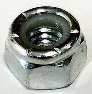 "Picture of LOCKNUT 1/2""-13 HEX (NE) (ZP)"